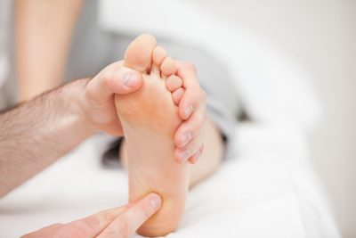 Can massage therapy help foot pain?