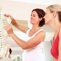 Pelvic chiropractic
