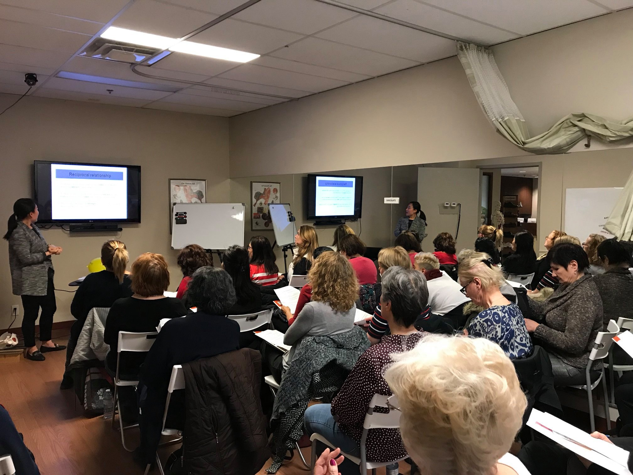 Pelvic & Incontinence workshop in Toronto