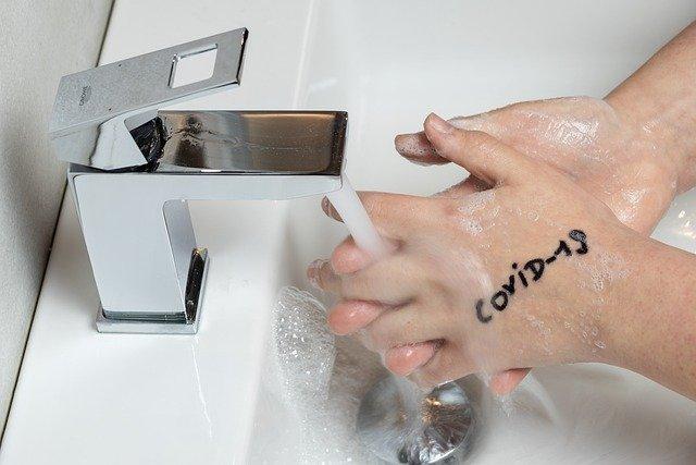 covid-19 sanitation