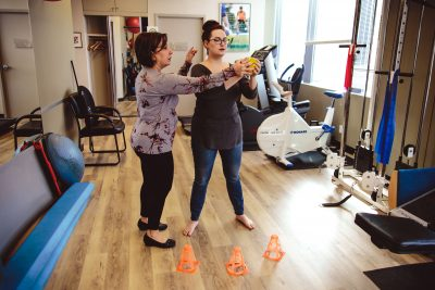 Vestibular rehabilitation in don mills