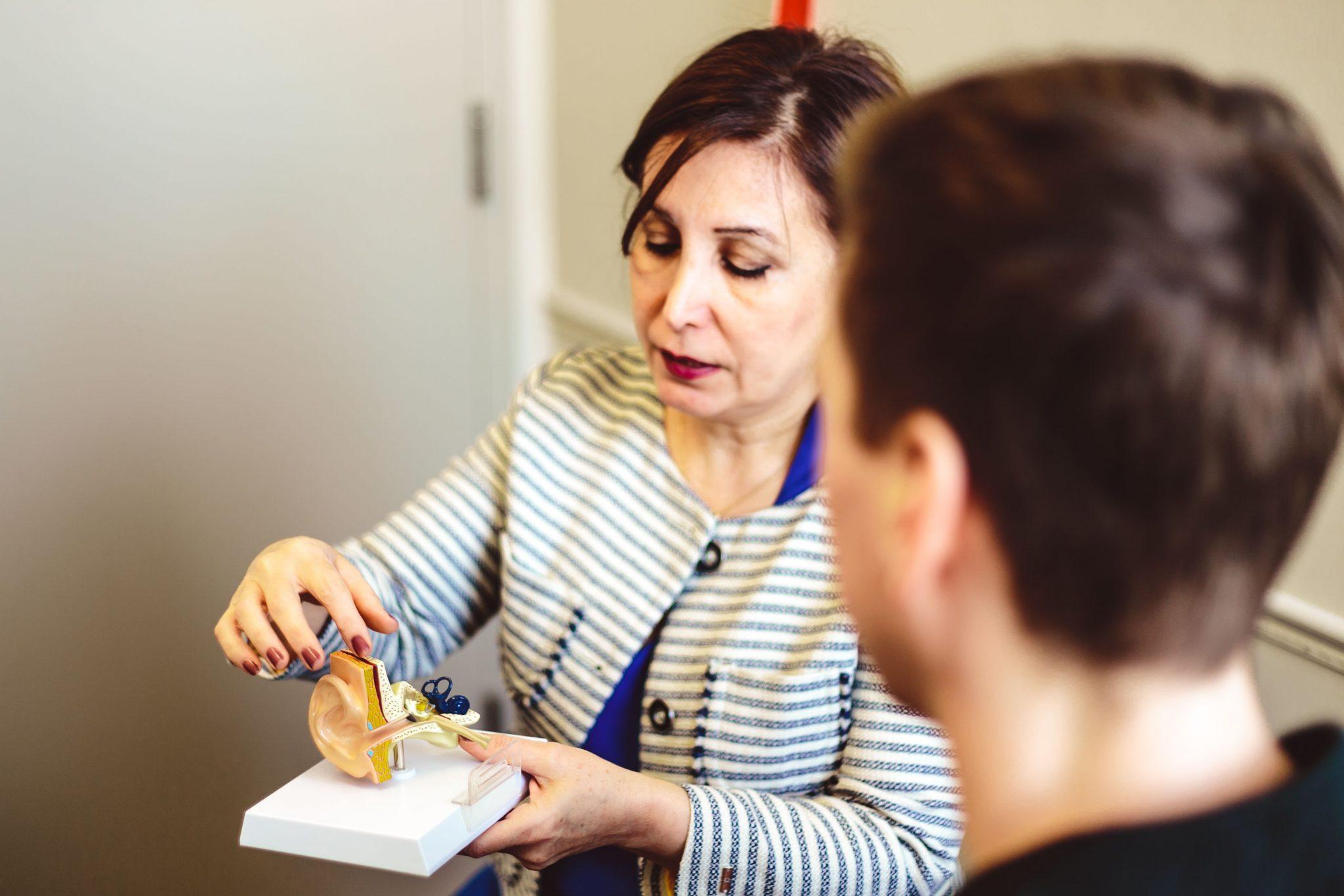 Vestibular rehabilitation in don mills