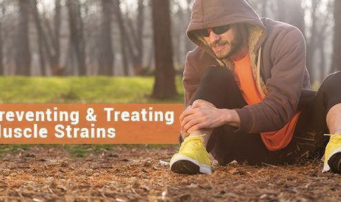 10 Ways For Athletes To Prevent & Treat Muscle Strains