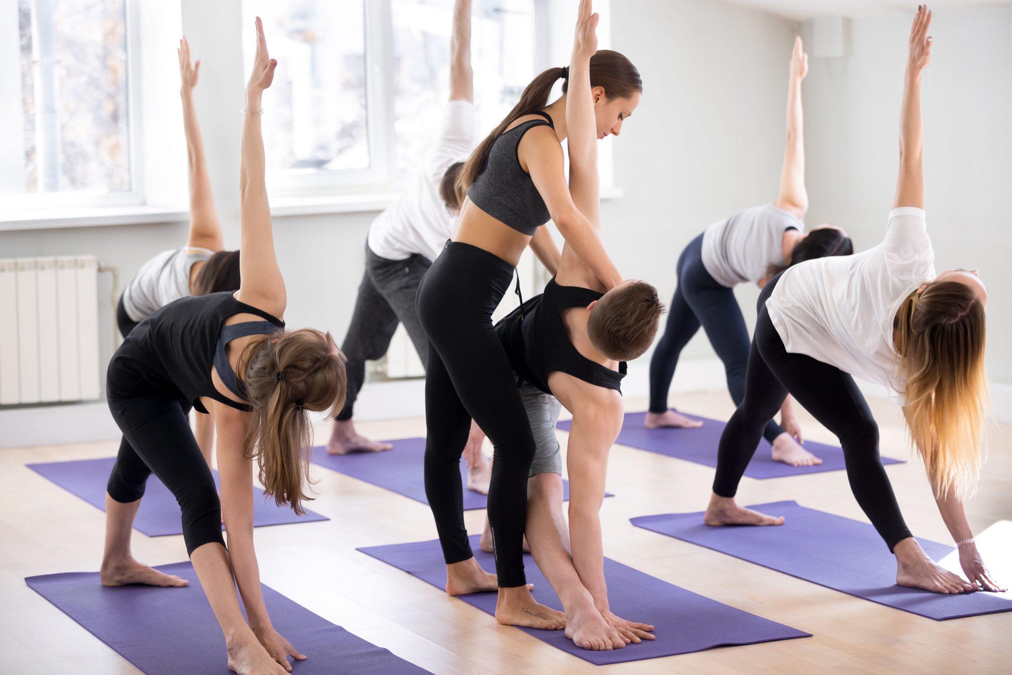 yoga by physiomobility
