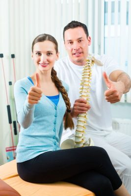 Back Care program by Physiomobility
