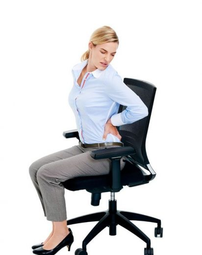 Tips to Prevent Back & Neck Pain in the Workplace