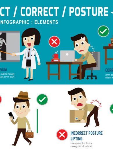 Three Tips for Better Desk Posture