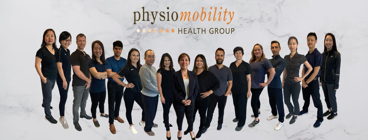 Physiomobility Team Photo
